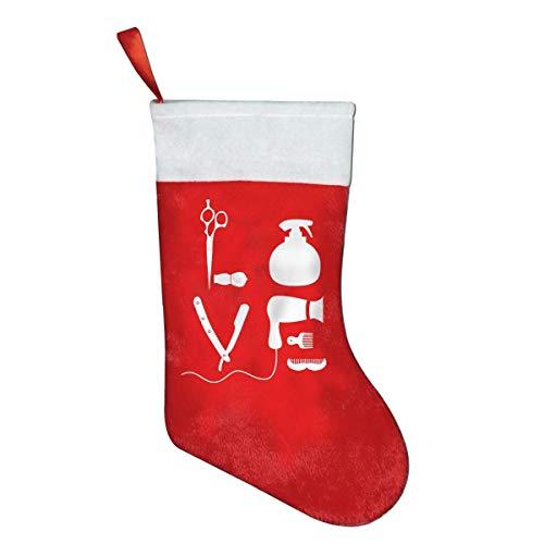 Skateboard Pug Christmas Sock Gift Bag Christmas Decoration