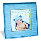 BABY RECORD BOOK(BLUE)