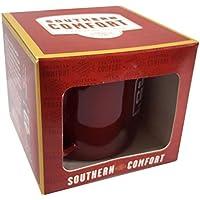 2x Edizione Limitata Ufficiale Memorabilia Retro Southern Comfort Tazza latta smaltata Bicchieri