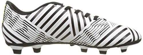 Solare scarpe Scarpe Nemeziz Uomo 17 Bianco Da 4 Adidas Nucleo Fxg Giallo Bianco Calcio Nero Concorrenza wOCqvxI8