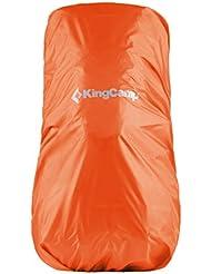 KingCamp ligero mochila impermeable lluvia cubierta de tamaño 35-55 litros / 55-100 litros (Medio)