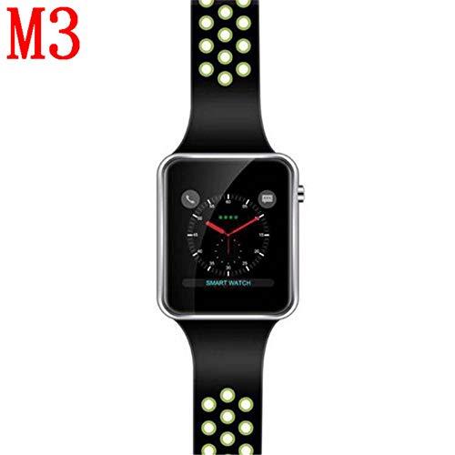 DDGOU Sport Smart Watch M3 Smartwatch Mit Kamera SIM-Karte Anruf Bluetooth Armbanduhr Für Android Phone Alloy Digital Kamera