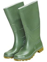 Wolfpack 15010126 - Botas de goma altas, talla 42, color verde