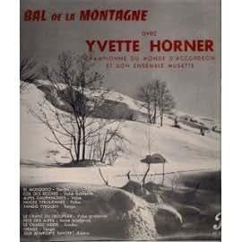 Bal de la montagne - Horner