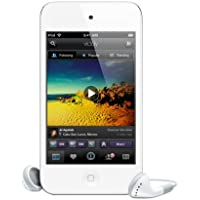 Apple iPod touch 4G MP3-Player (Facetime, HD Video, Retina Display) 8 GB, weiß
