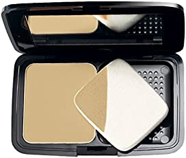 Avon True Color Dual Powder Foundation, Light Wheat, 9g