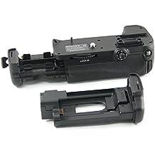 DynaSun 7000 Impugnatura Battery Grip Professionale per Nikon Coolpix D7000 MB-D11, Nero - 7000 Corpo