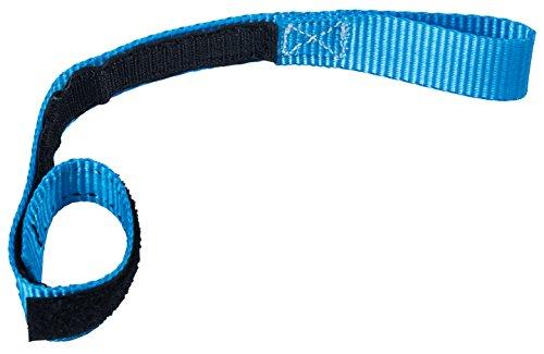 Connex DY270668 Arretierungsband mit Klett, 2 teilig, Blau, 25 x 360 mm