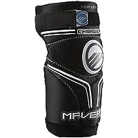 Maverik cargador Lacrosse brazo Pad - 3001033, Negro