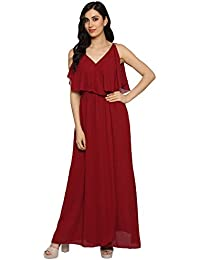 33cd536d925 Amazon.in  Aida - Dresses   Jumpsuits   Western Wear  Clothing ...
