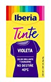 Tinte Ropa Color Violeta Iberia