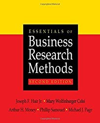 Essentials of Business Research Methods by Joseph F. Hair Jr (2011-01-26)