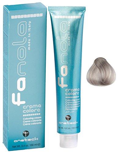 Fanola Hair Color 100 ml Variante von Fanola Hair Color 2 Silber Toner
