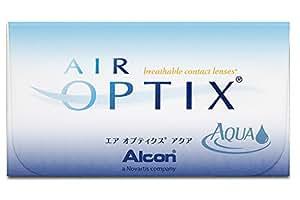 Air Optix Aqua Monatslinsen weich, 6 Stück / BC 8.6 mm / DIA 14.2 / -2,50 Dioptrien