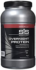Science in Sport Overnight Protein Casein Protein Shake, 1 kg (28 Servings) - Chocolate