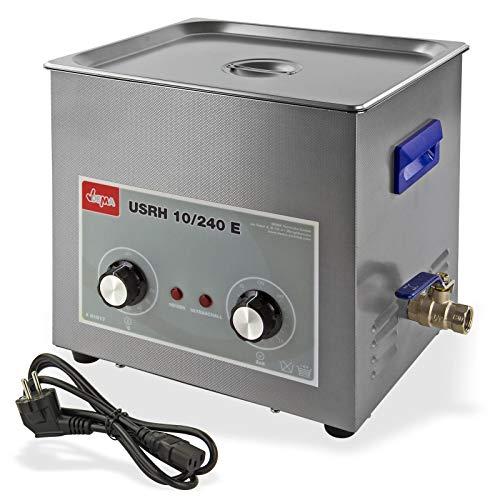 DEMA Ultraschallreiniger UR 10 L/HD
