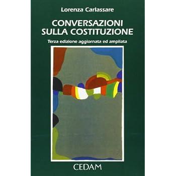Conversazioni Sulla Costituzione