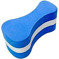 Ogquaton Foam Pull Buoy Flotador Kickboard Entrenamiento Placa de la Pierna Protector de natación para niños y Adultos Piscina Natación Entrenamiento de Seguridad Uso 1 Pcs
