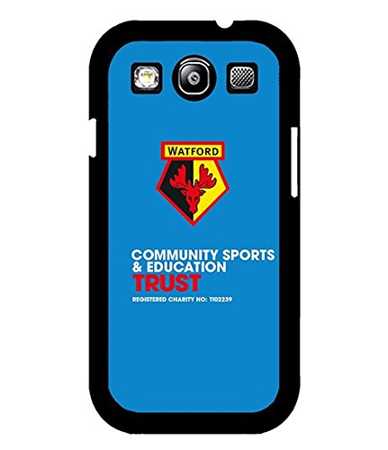 Watford Football Club Custodia Case For Galaxy S3 Retro High Impact Charming Creative Pattern Exclusive Suitable For Samsung Galaxy S3 i9300
