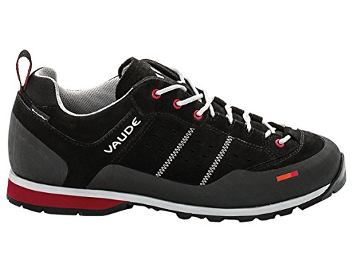 VAUDE Dibona Advanced Stx, Chaussures Multisport Outdoor Femme Noir (Black 010)