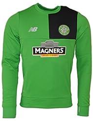 2016-2017 Celtic Training Sweat Top (Green)