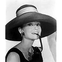 Photo Hepburn Audrey Breakfast At Tiffanys 09 A4 10x8 Poster Print