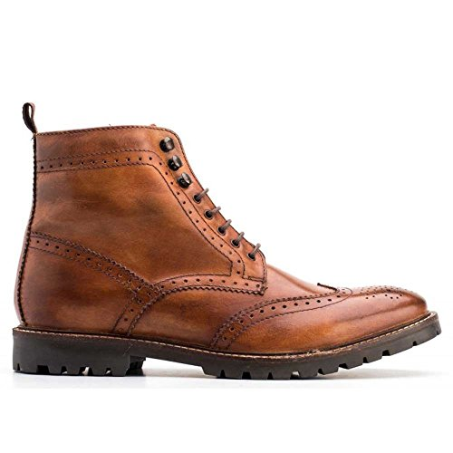 base-london-mens-troop-washed-tan-leather-boots-12-uk