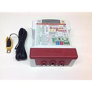 Wohnmobil Batterie Ladegerät Sterling Power bb1230 12V 30A