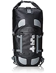 hPa Dry Basspack 40 HD - Mochila impermeable de pesca negro negro