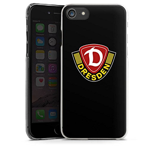 Apple iPhone X Silikon Hülle Case Schutzhülle Dynamo Dresden Fanartikel Bundesliga Hard Case transparent