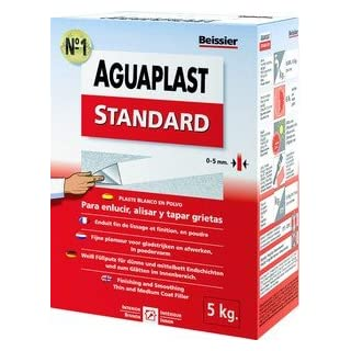Aguaplast 448B7 Standard Putty White (Powdered) for Cracks 5 kg