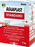 Desconocido 5448B7 - Aguaplast bianchi crepe stucco in polvere standard 5kg