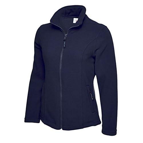 41lzhhjSqLL. SS500  - UC607 - Navy - XL - Ladies Classic Full Zip Fleece Jacket