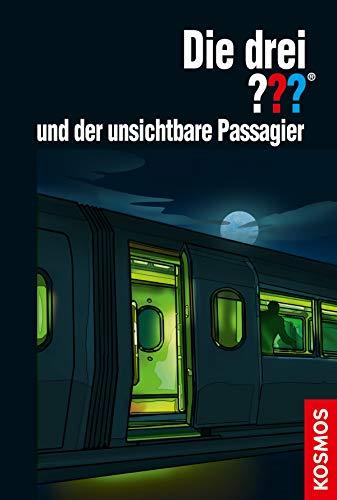Die drei ??? und der unsichtbare Passagier (drei Fragezeichen) (Hercules Kinder Buch)