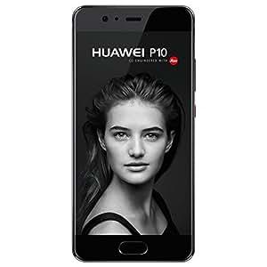 Huawei P10 Plus Smartphone, Marchio Tim, 128 GB, Nero
