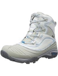 Merrell SNOWBOUND MID WTPF - Zapatos de senderismo de cuero mujer