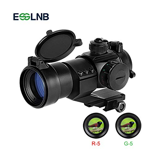 ESSLNB Red Dot Visier Airsoft Scope Leuchtpunktvisier