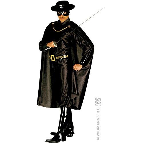 Widmann-cs924414/L-Kostüm Bandit ausgeblendet Größe - Bandido Kostüm