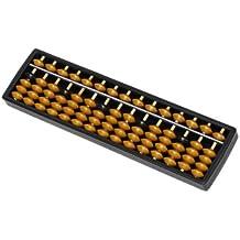 Mini plástico ábaco ábaco aritmética Herramienta