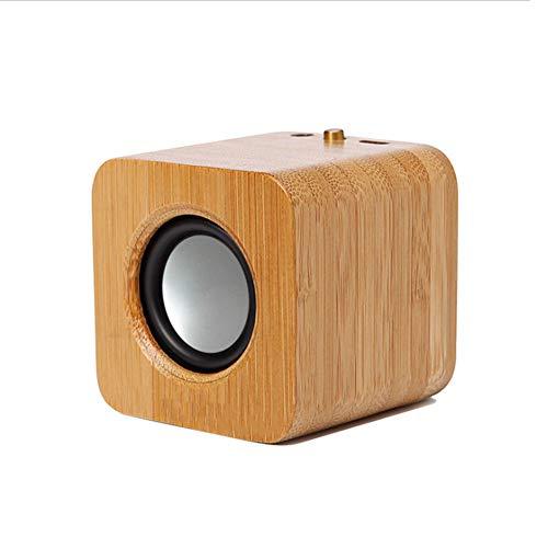 PLTJ-Pbs Drahtlose Tragbare Reise Mini-Bluetooth-Lautsprecher, 8 Stunden Playback-Zeit, Bass-Port, Freisprecheinrichtung, 3W-Laufwerk, TF-Kartenschlitz, Geeignet Für Alle Arten Von Mobiltelefonen (Klipsch Verstärker)