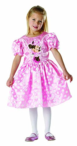 Imagen de disney  disfraz de minnie para niña, talla 6 años 881892m