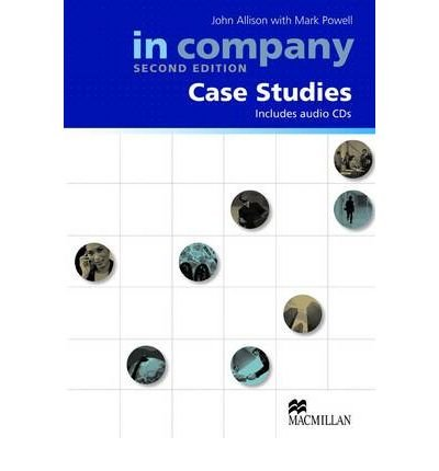 In Company: Case Studies Book and CD (Mixed media product) - Common
