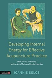 Developing Internal Energy for Effective Acupuncture Practice:: Zhan Zhuang, Yi Qi Gong and the Art of Painless Needle Insertion by Solos, Ioannis (2014) Paperback