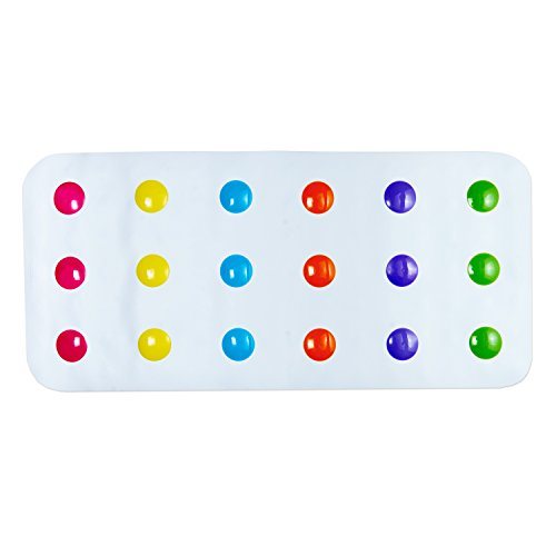 Munchkin - Dandy Dots Anti-Rutsch-Badewanneneinlage