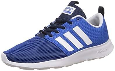 adidas Cloudfoam Swift AW4155, Baskets Homme, Mehrfarbig (Blue 001), 42 EU