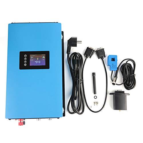 Inverter di energia solare, inverter a griglia 1000W / 2000W con limitatore 110 / 220V(1000W45-90VDC-con WIFI)
