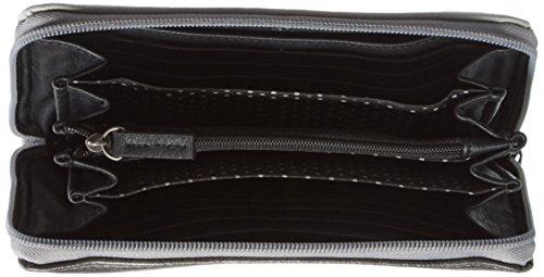 Tom Tailor Acc 21007, Portafoglio Donna, 2.5x10.5x20 cm (B x H x T) Grigio