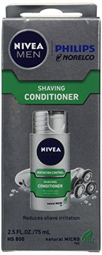 philips-norelco-hs800-nivea-for-men-shaving-conditioner-refill-25-ounces-pack-of-3-by-norelco