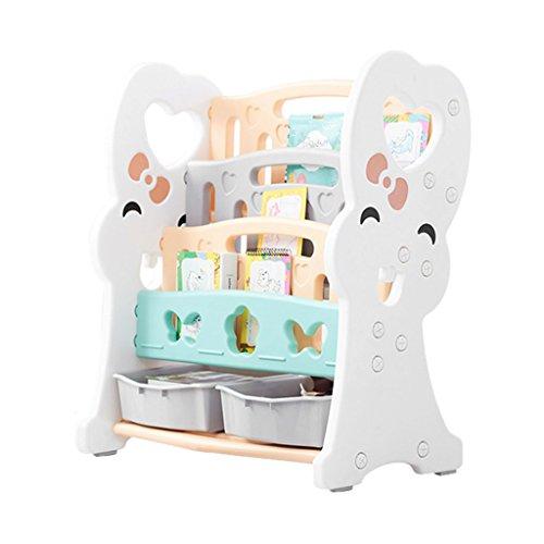 Li Li Na Shop Kindermöbel Regale Kinder Bücherregal Baby Schlafzimmer Bücherregal Spielzeug Lagerregal Kunststoff Baby Bücherregal Baby Zimmer -