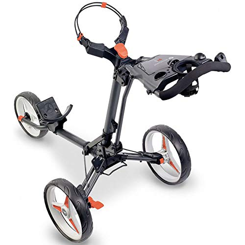 Motocaddy P1Push chariot de golf (Graphite avec bordure...